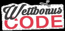 wettbonuscode Logo